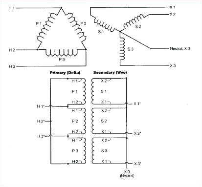 480v transformer wiring diagram wiring diagram img 3 phase to single phase transformer wiring wiring diagram
