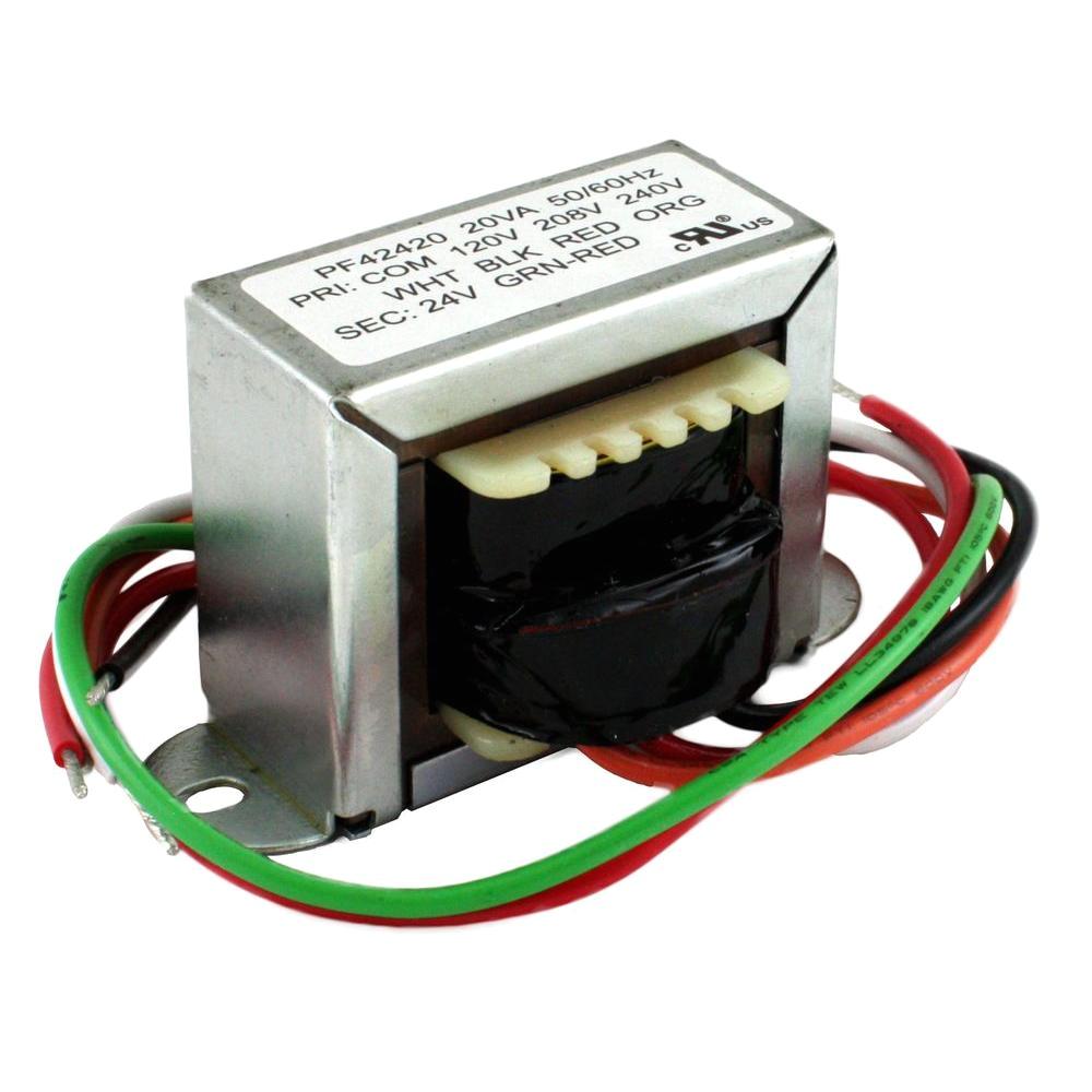 packard 20va 120 20 240 volt 24 volt secondary 2 ft