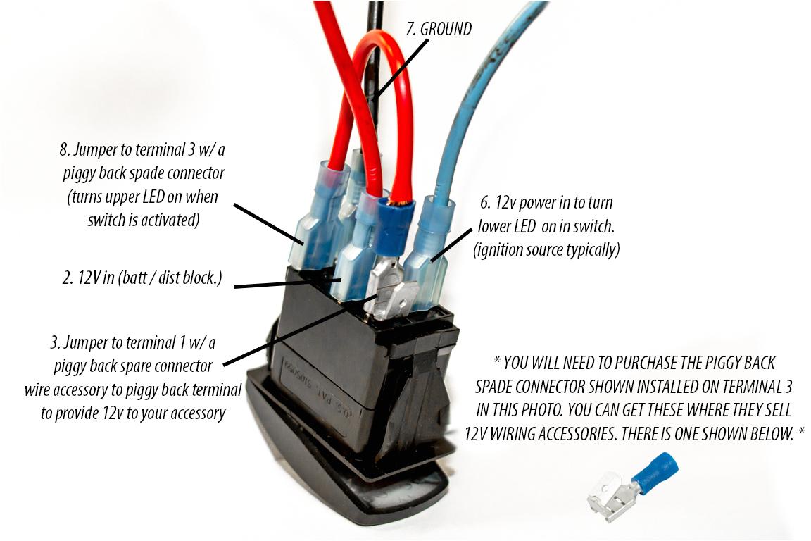 utv switch wiring wiring diagram expertutv inc carling back lit led switches u0026 diagrams polaris
