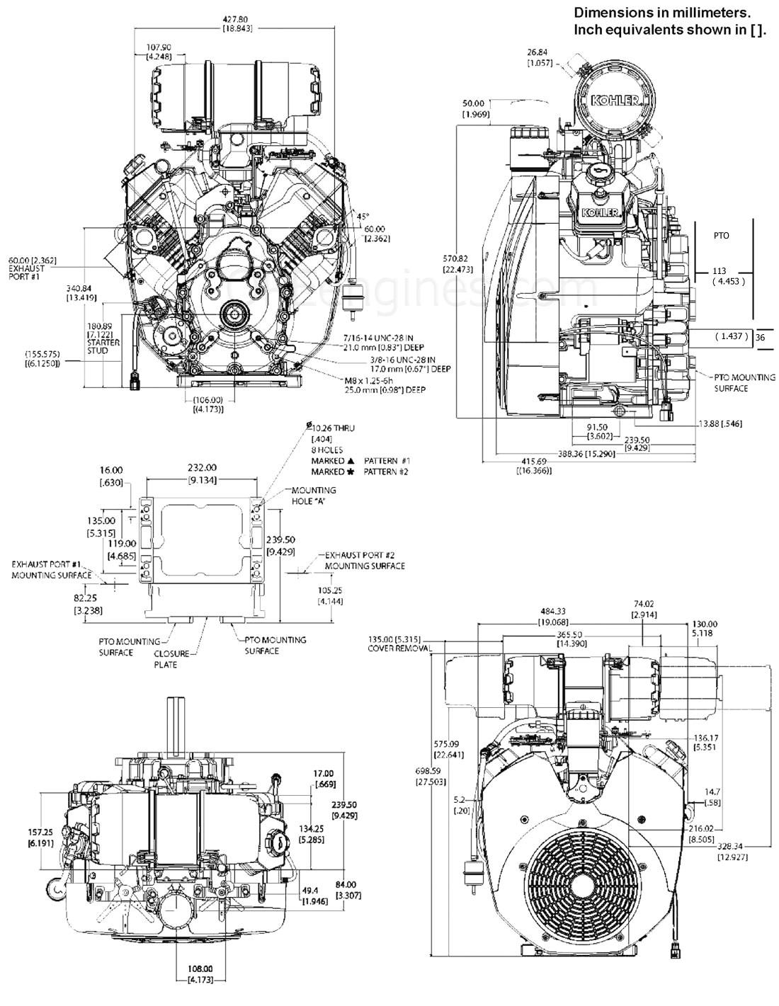 kohler command 26 hp engine diagram wiring diagram article kohler command 17 5 wiring diagram wiring