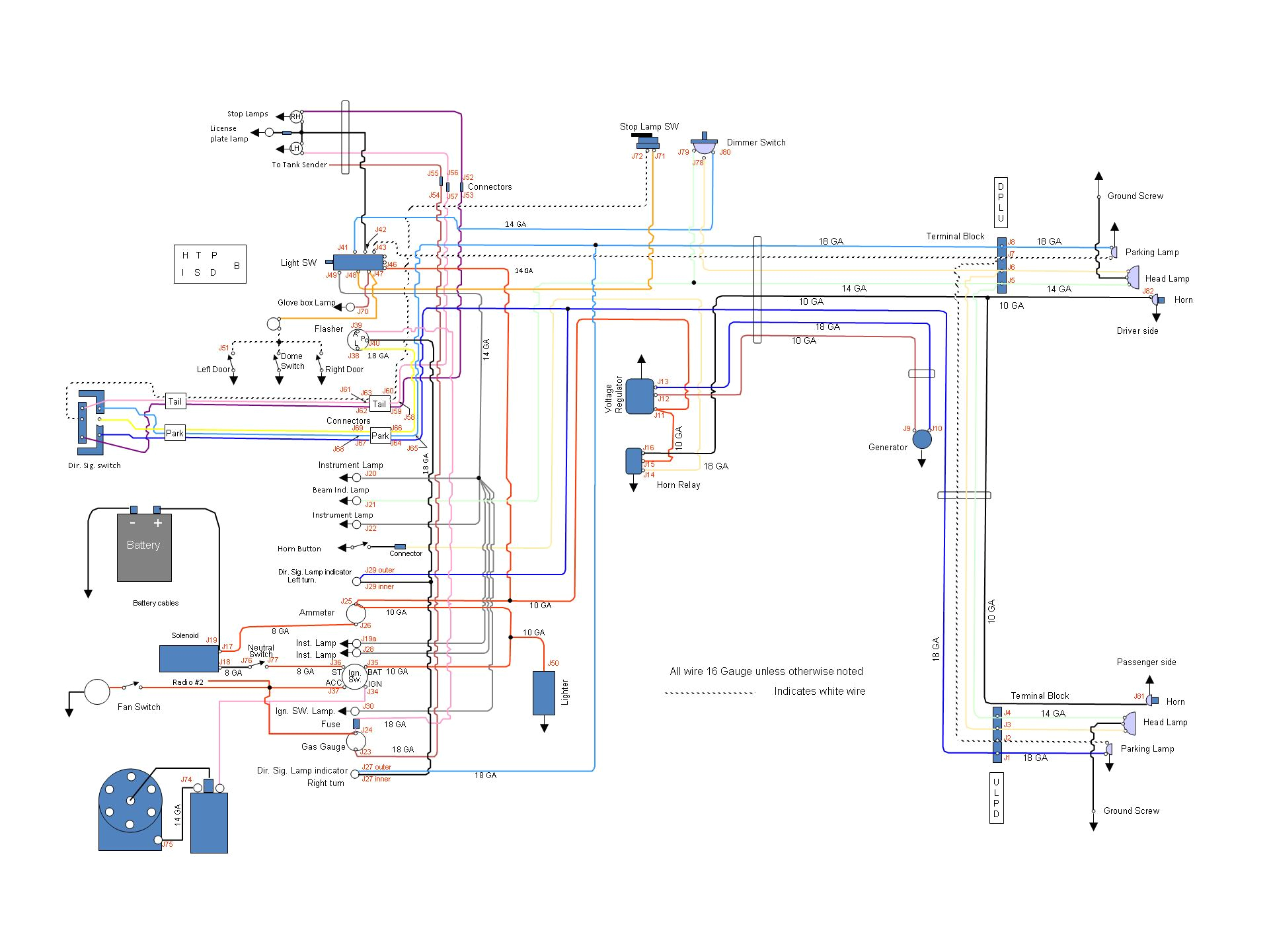 1953 chevy turn signal wiring wiring diagram inside1954 gm turn signal wiring diagram wiring diagram operations