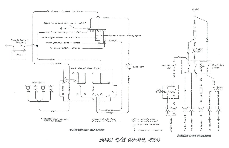 1967 volkswagen wiring diagram