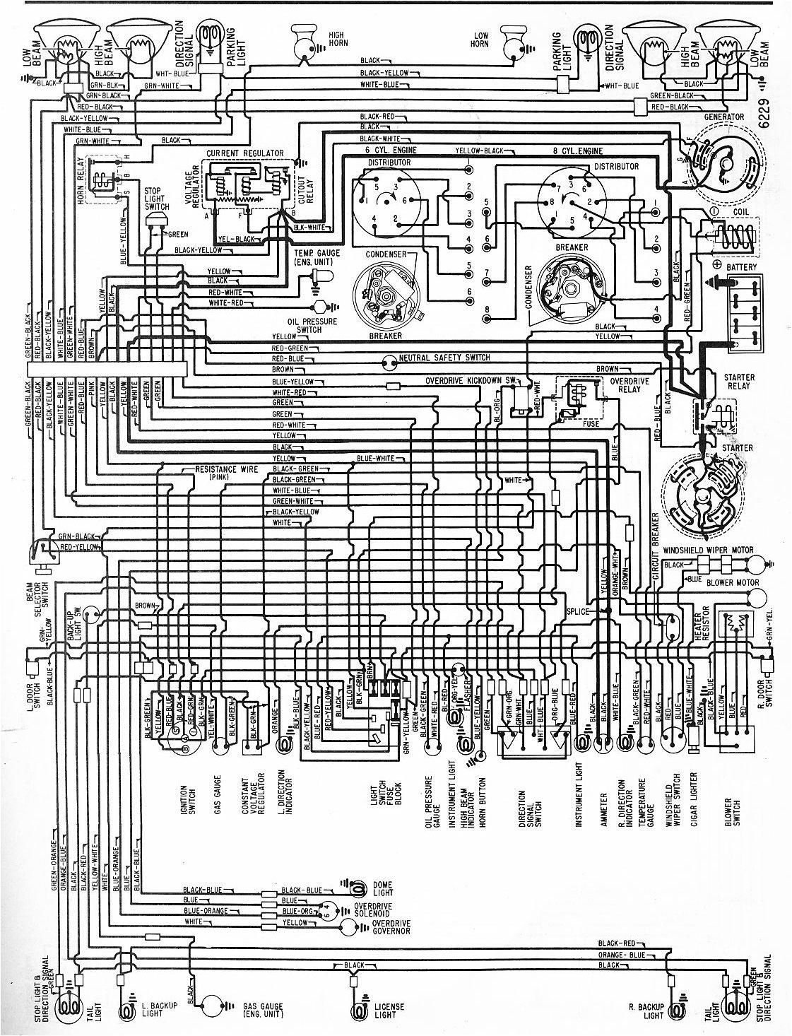 i have a 1962 ford f100 with a 3 speed w od trans i need to 1968 ford f100 wiring diagram