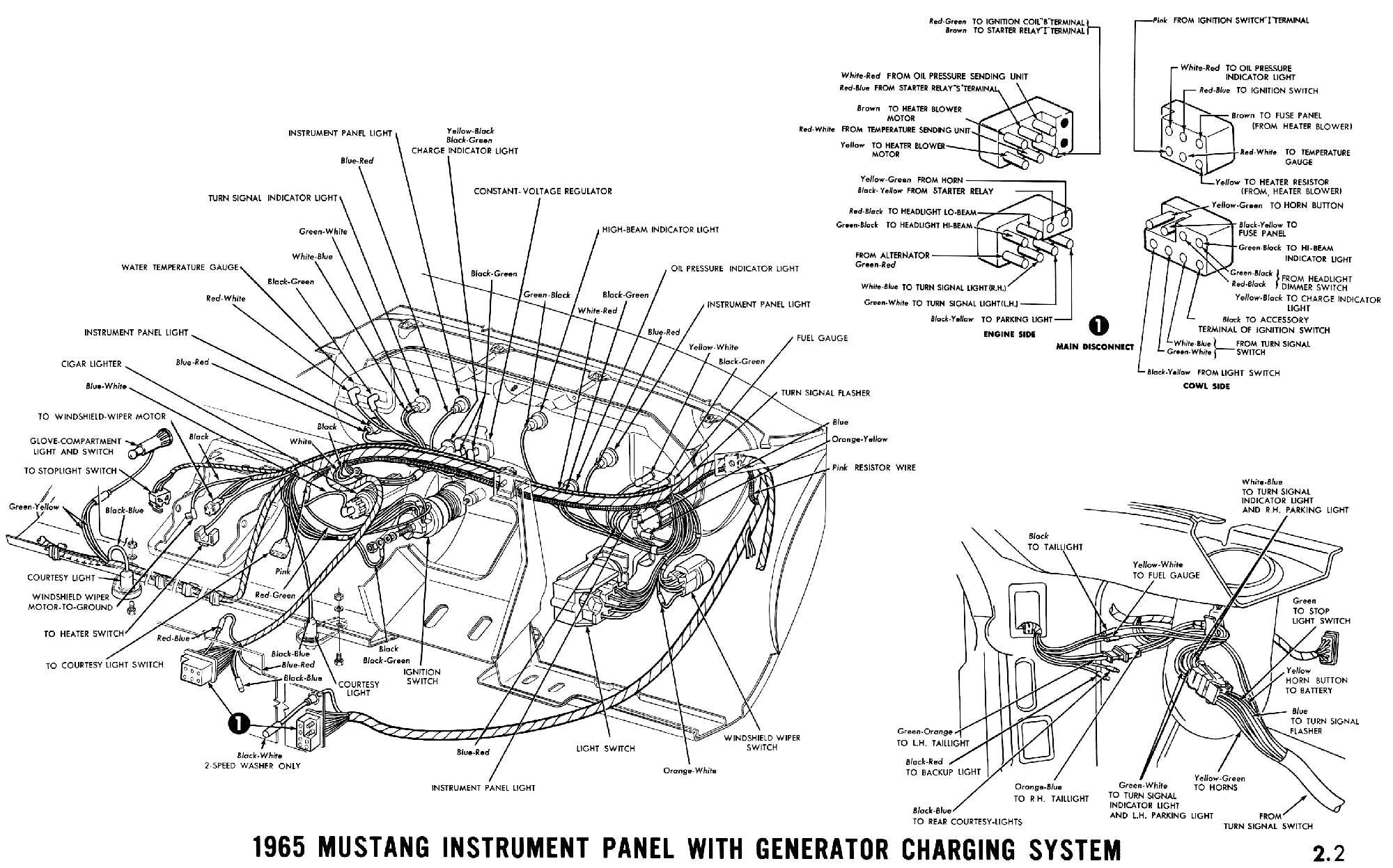 wiring diagram mustang diagrams average joe restoration splendi picture ideas free jpg
