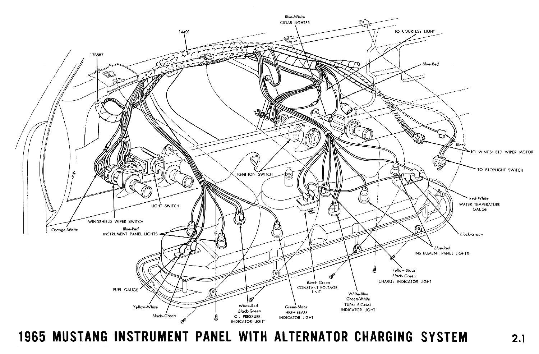1965 mustang wiring diagrams average joe restoration 1965 mustang gt wiring diagram 65 mustang gt wiring diagram