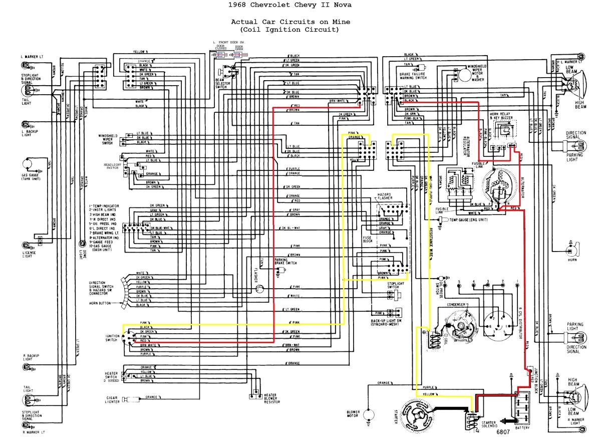 64 dart wiring diagram schematic