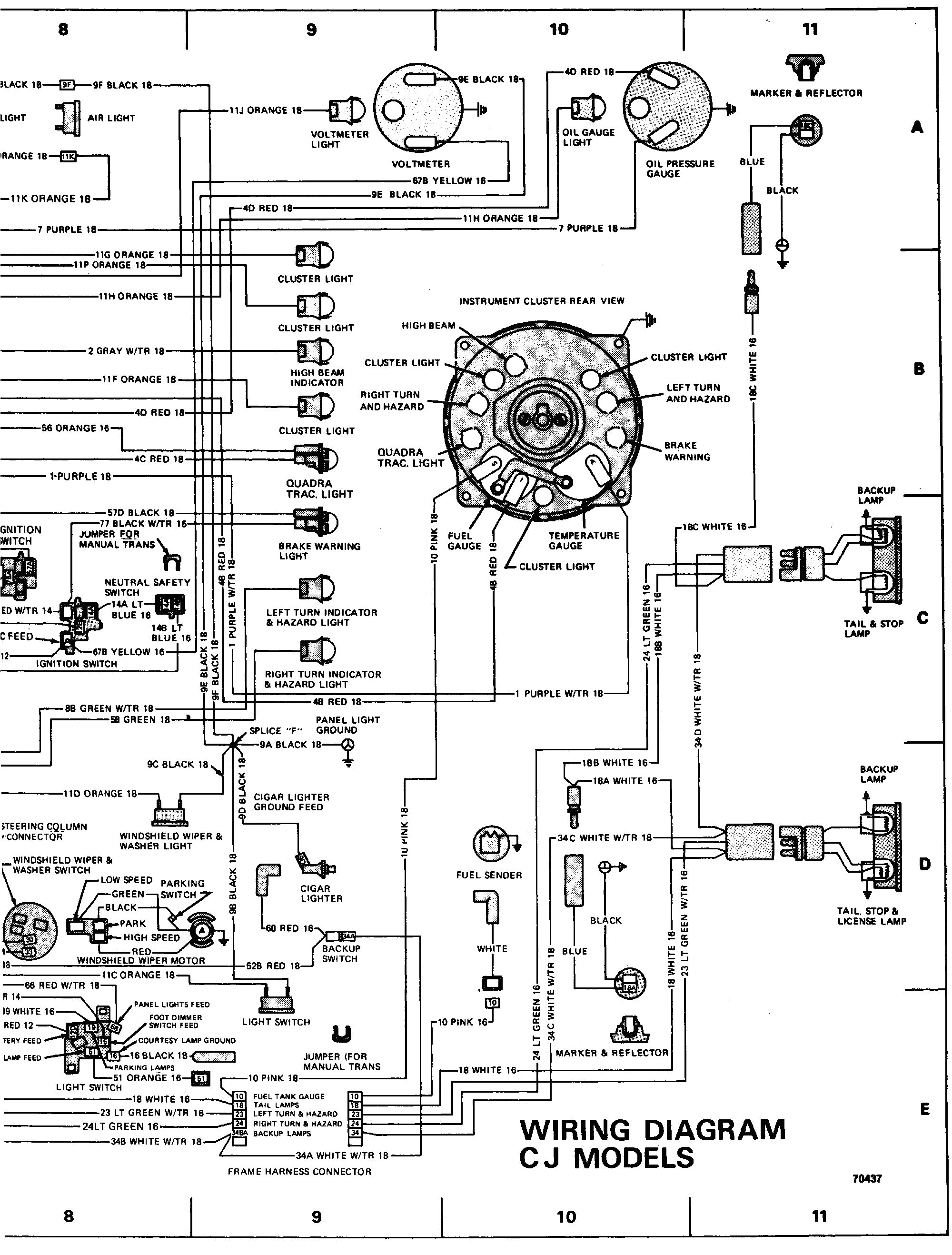 1984 jeep wiring diagram wiring diagram view 1984 jeep cj7 wiring diagram wiring diagram mega 1984