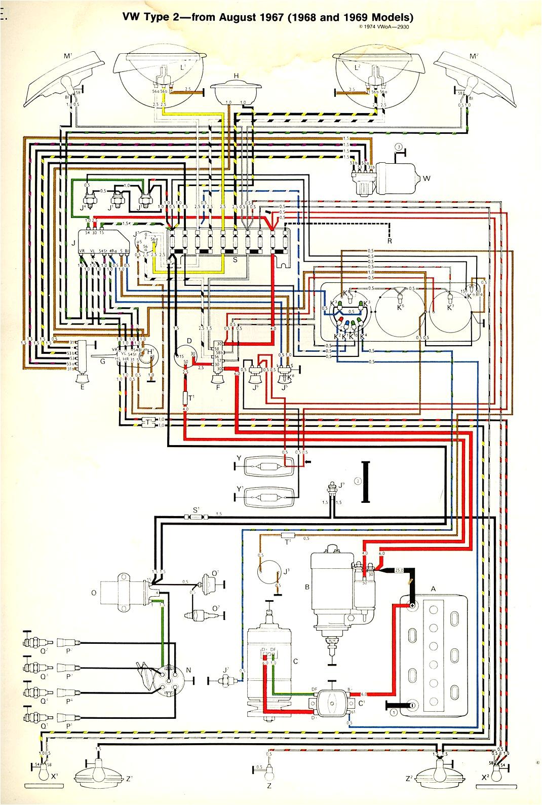 1973 vw bus wiring diagram wiring diagram paper 1973 vw kombi wiring diagram 1973 volkswagen wiring diagram