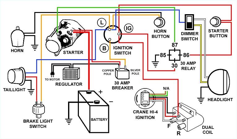 1977 Harley Davidson Shovelhead Wiring Diagram 1980 Shovelhead Wiring Diagram Wiring Diagrams Bib