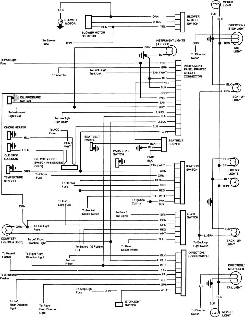 1983 chevrolet radio wiring schema diagram database 85 c10 stereo wiring diagram 85 c10 radio wiring diagram