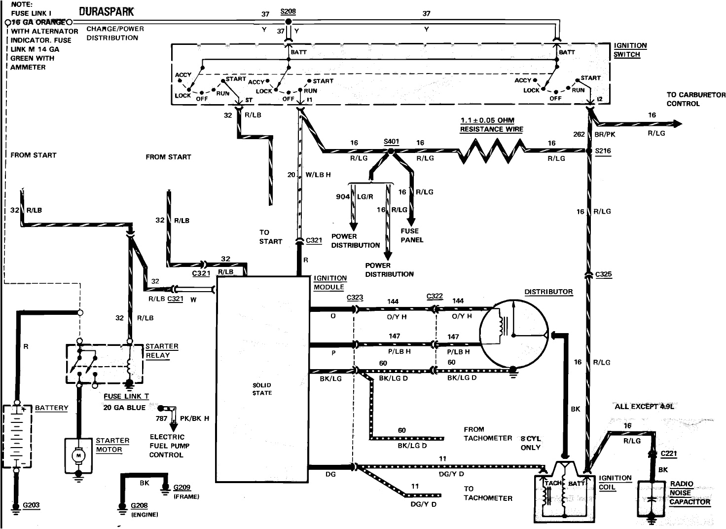 wiring diagram for 1984 ford mustang wiring diagram expert 1984 ford wiring diagram 1984 ford wiring diagram