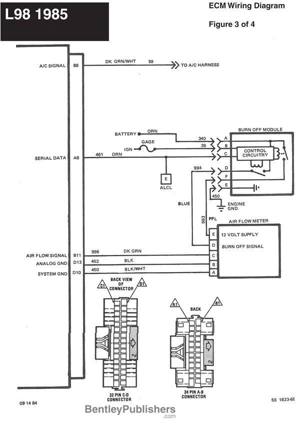 1985 Corvette Radio Wiring Diagram 1985 Corvette Wiring Diagram Wiring Diagram Fascinating