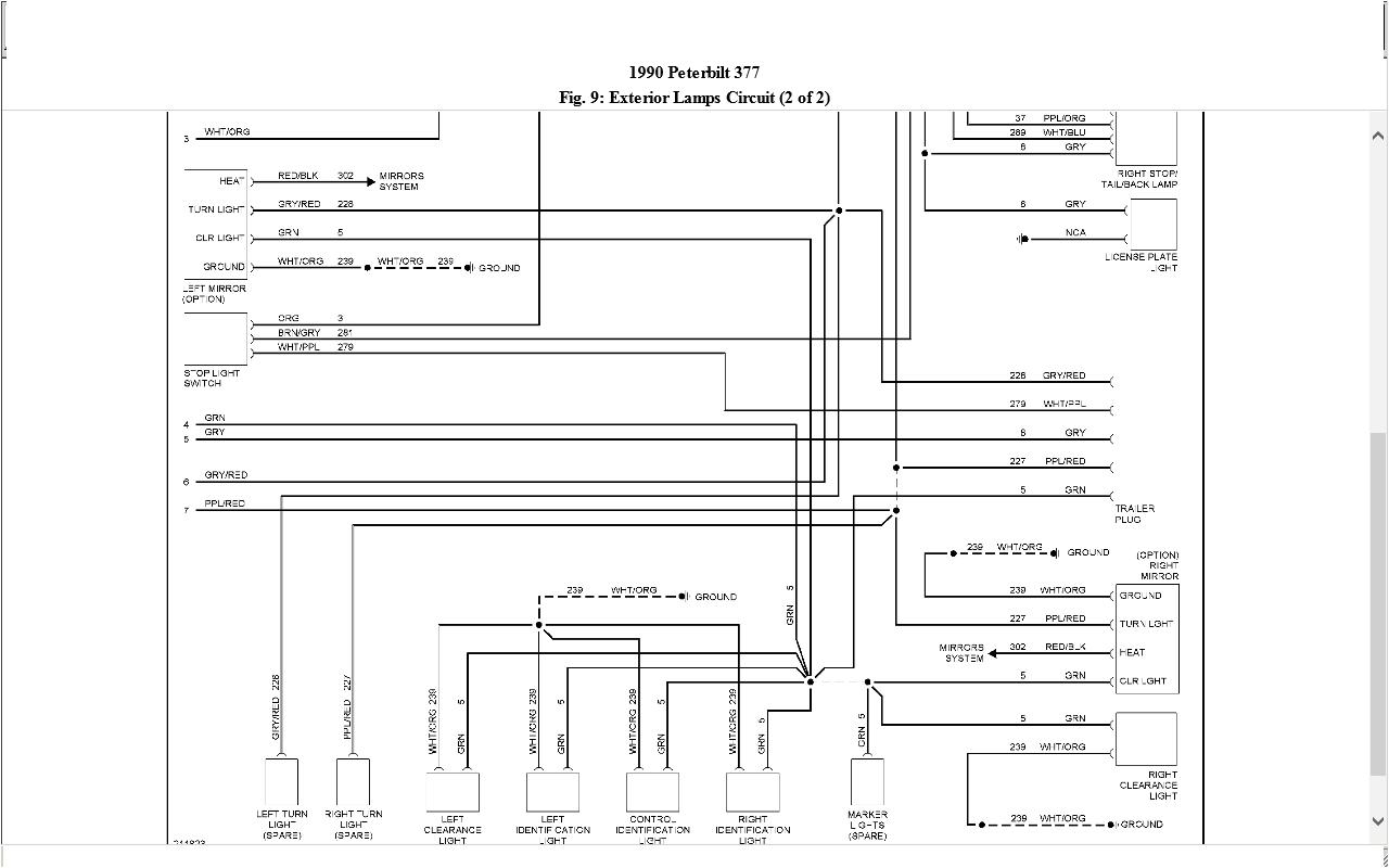 1987 peterbilt wiring diagram wiring diagram insider 1983 peterbilt wiring diagram wiring diagram 1987 peterbilt 359