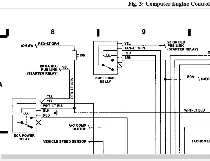1989 ford f 150 fuel pump relay wiring i have a 1989 f150 xlt1989 f350 wiring