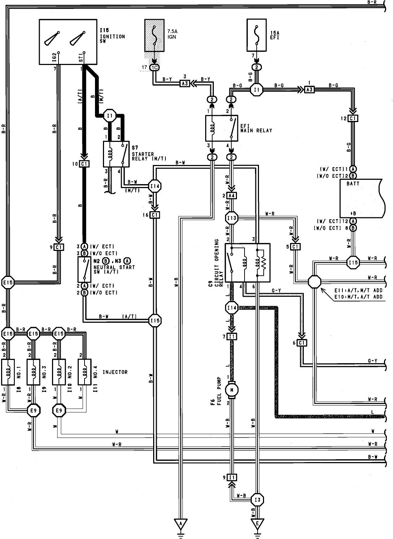 1986 toyota wiring diagram data blog and pickup gif