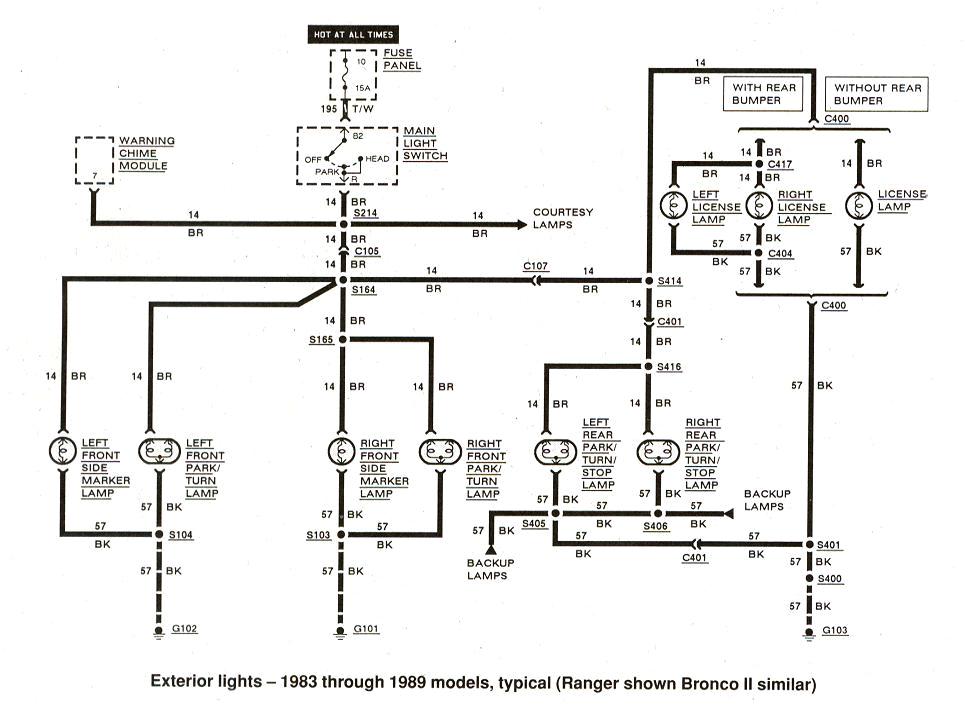 93 explorer interior light wiring diagram