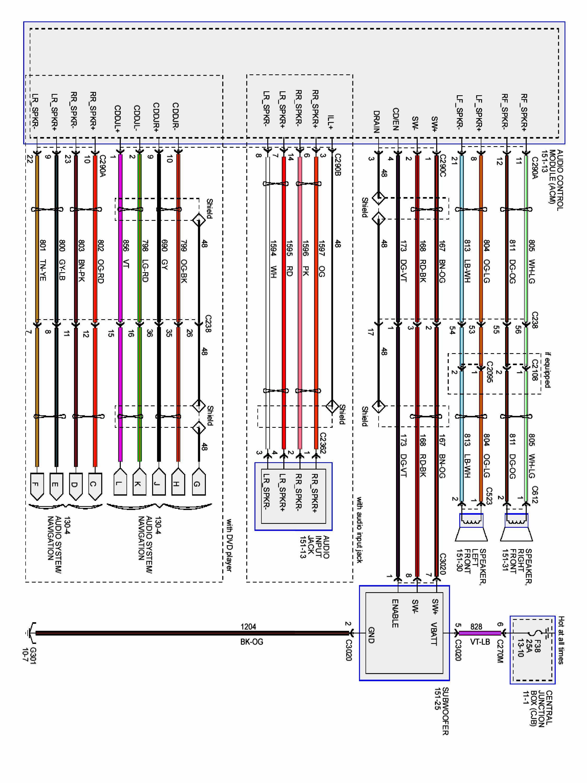 1992 ford F250 Radio Wiring Diagram 2001 F250 Wiring Diagram Wiring Diagram Sample