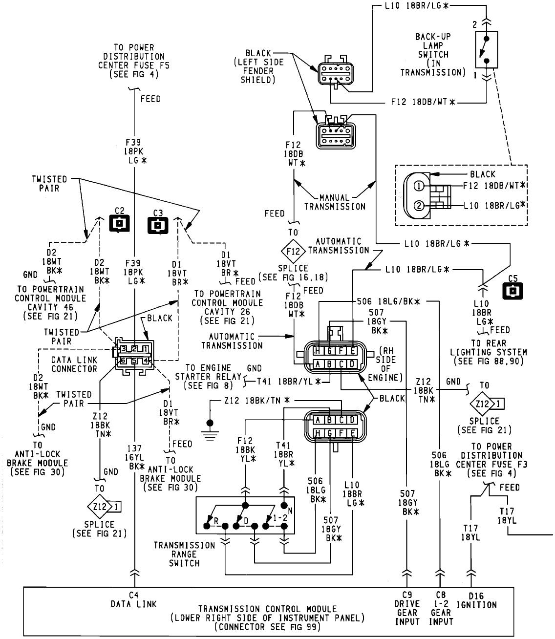 1994 jeep cherokee starter wiring wiring diagram used 1992 jeep cherokee fuse diagram 1993 jeep cherokee fuse diagram