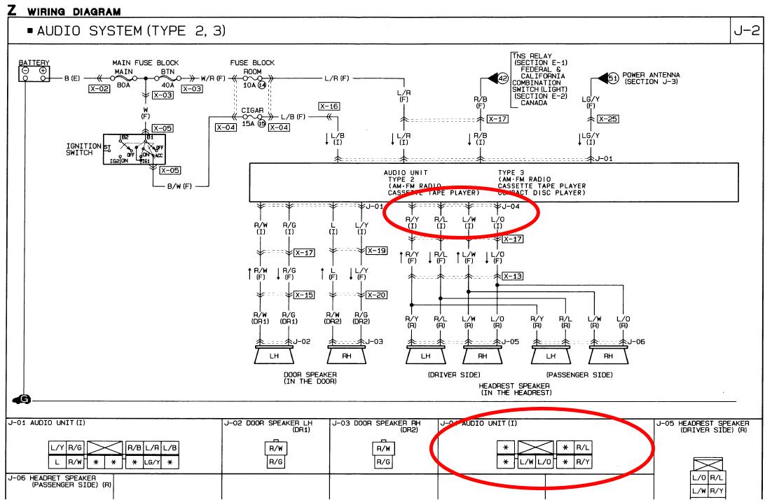 1993 mazda miata radio wiring diagram 1999 mazda miata engine diagram downloaddescargar com