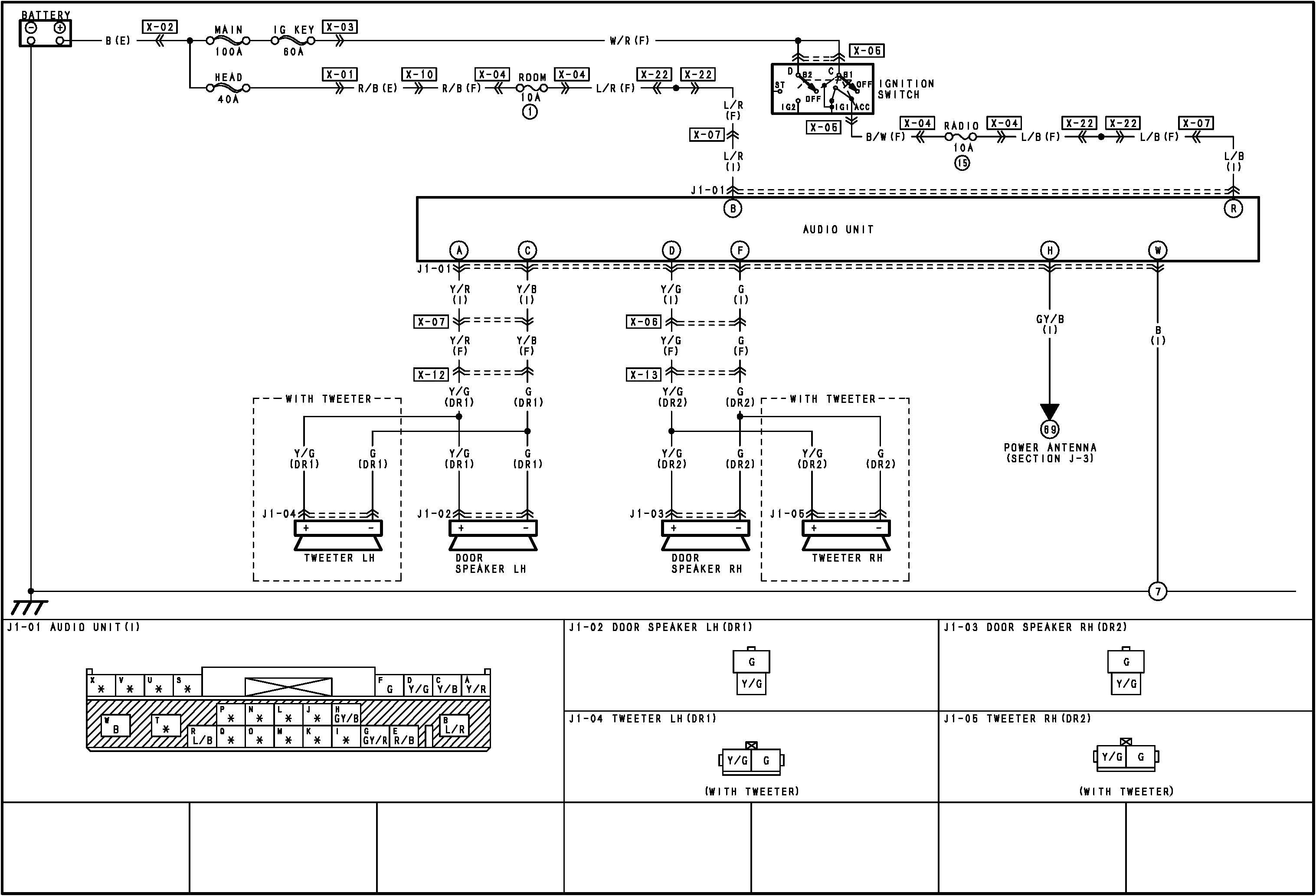 2011 mazda mx 5 miata wiring diagram circuit diagram u0026 wiring diagram99 mazda miata wiring