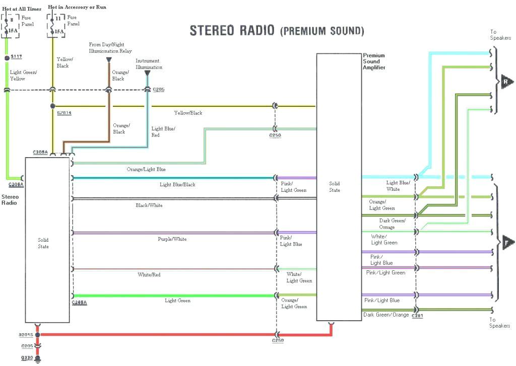 1995 explorer radio wiring diagram wiring diagram co1