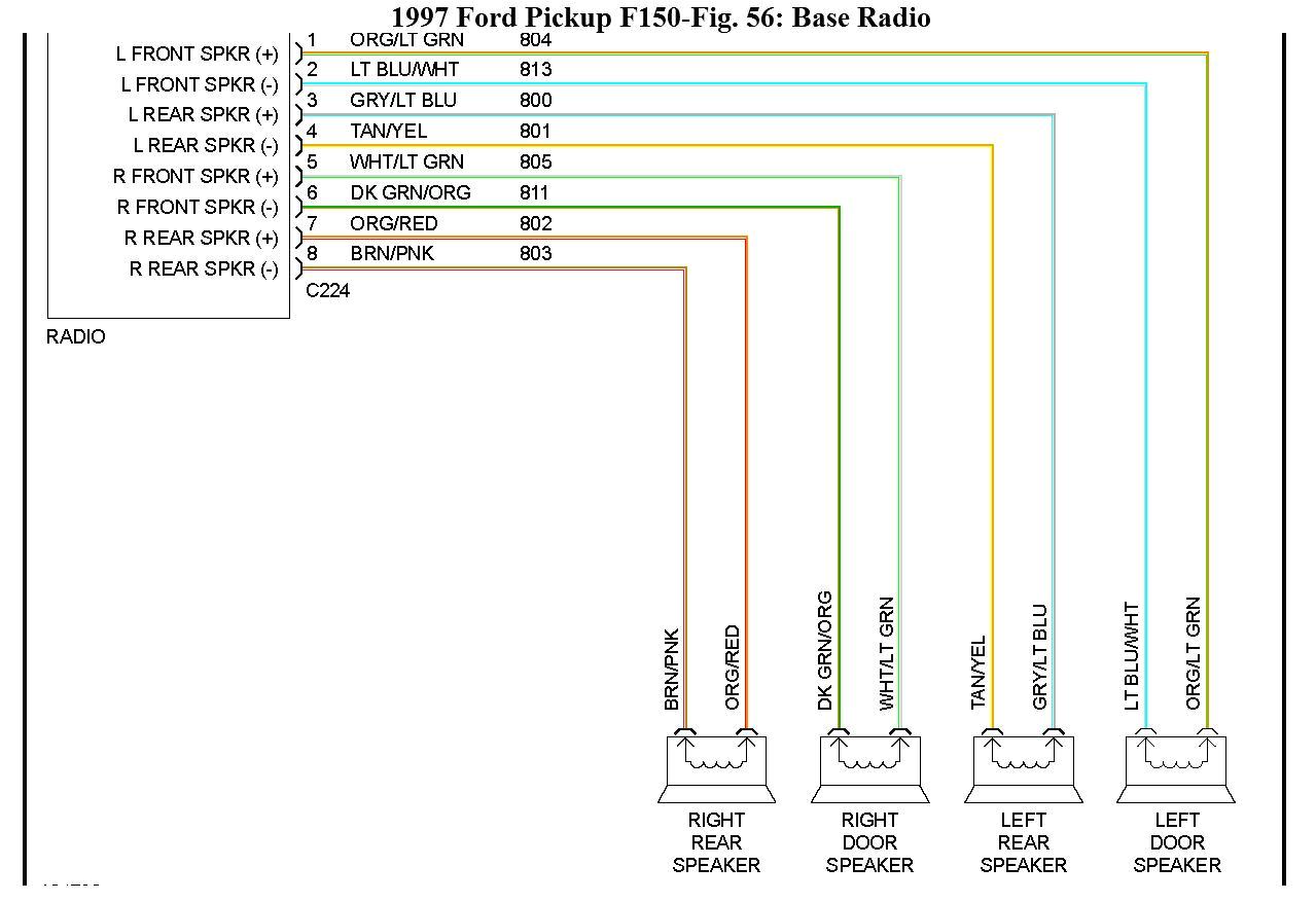 1998 ford f150 radio wiring diagram wiring diagram name 2001 f150 radio wiring diagram fwd