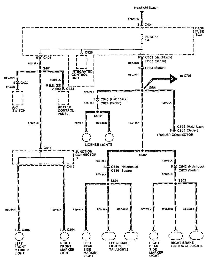 1995 acura integra wiring diagram lighting wiring diagrams bright1995 acura legend belt diagram wiring schematic