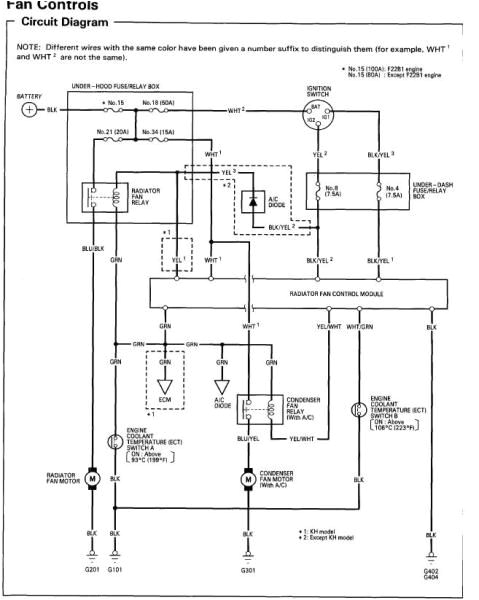 1995 Honda Accord Wiring Diagram 1994 Accord Wire Diagram Wiring Diagram Article Review