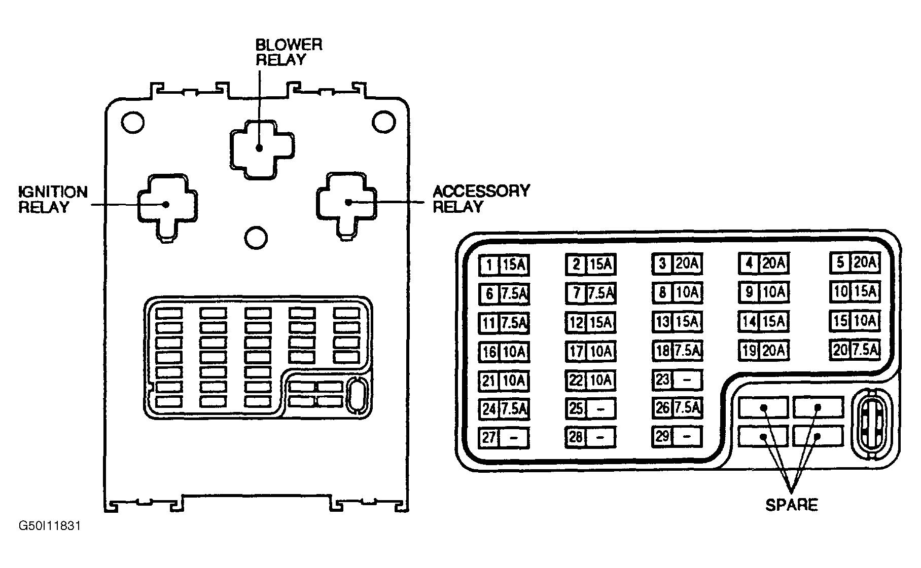 nissan maxima 97 fuse box wiring diagram blog 99 nissan maxima wiring diagram