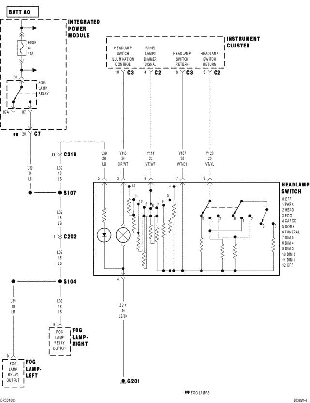 headlight switch wiring diagram dodge cummins diesel forum 2001 dodge ram headlight switch wiring diagram dodge ram headlight switch wiring