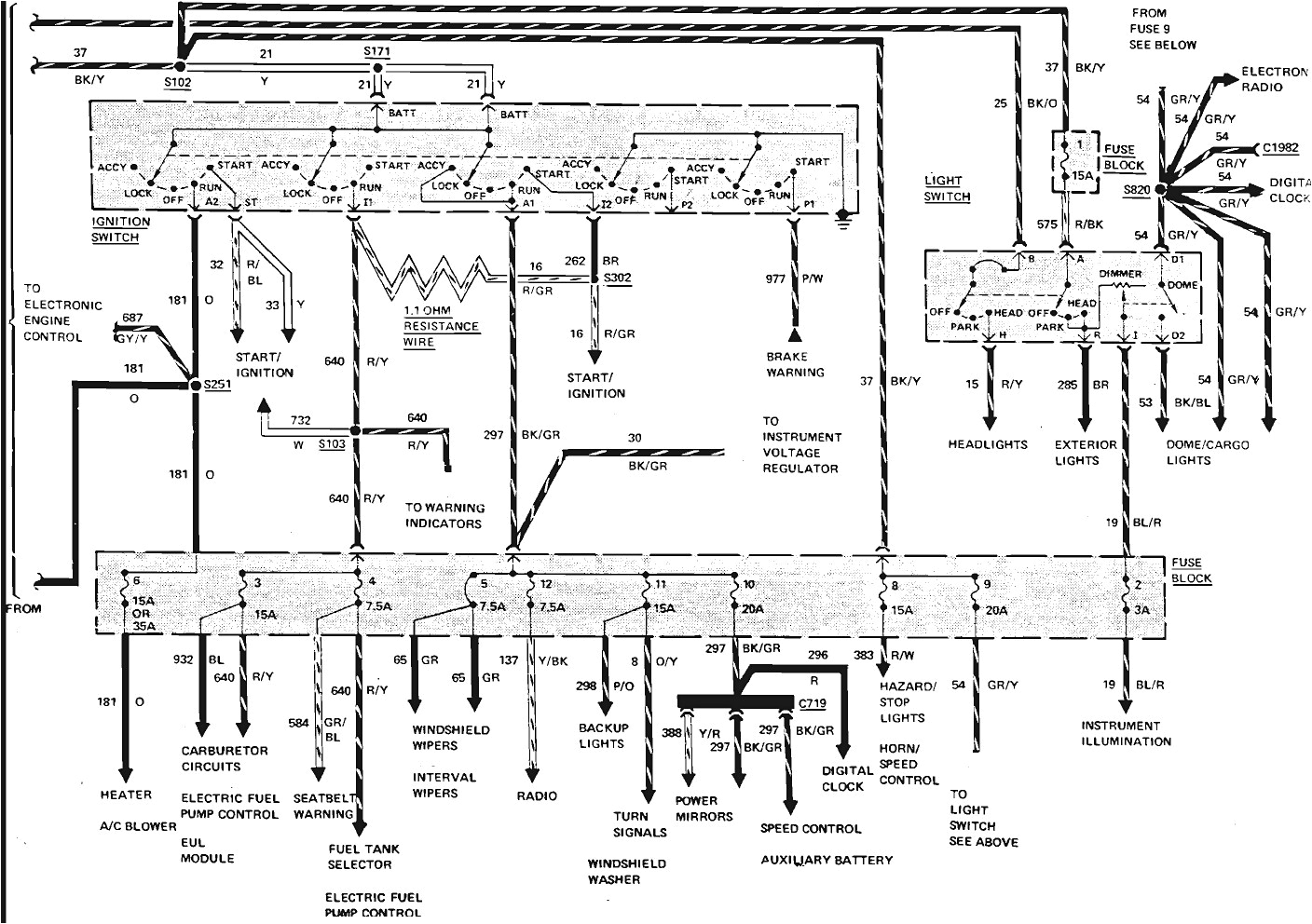 fleetwood bounder electrical diagram wiring diagram mega 2006 fleetwood bounder wiring schematic