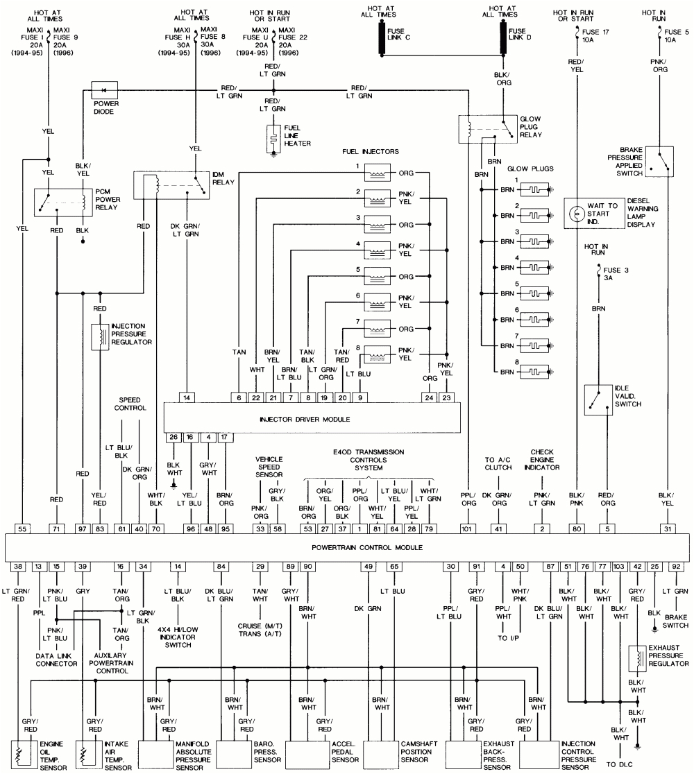 96 f350 engine wiring harness wiring diagram paper 1996 ford f350 engine wiring diagram 1996 ford f 350 engine wiring diagram