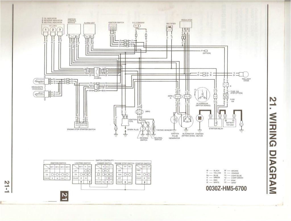 1996 Honda Fourtrax 300 Wiring Diagram Trx300 Wiring Diagram Wiring Diagram Info
