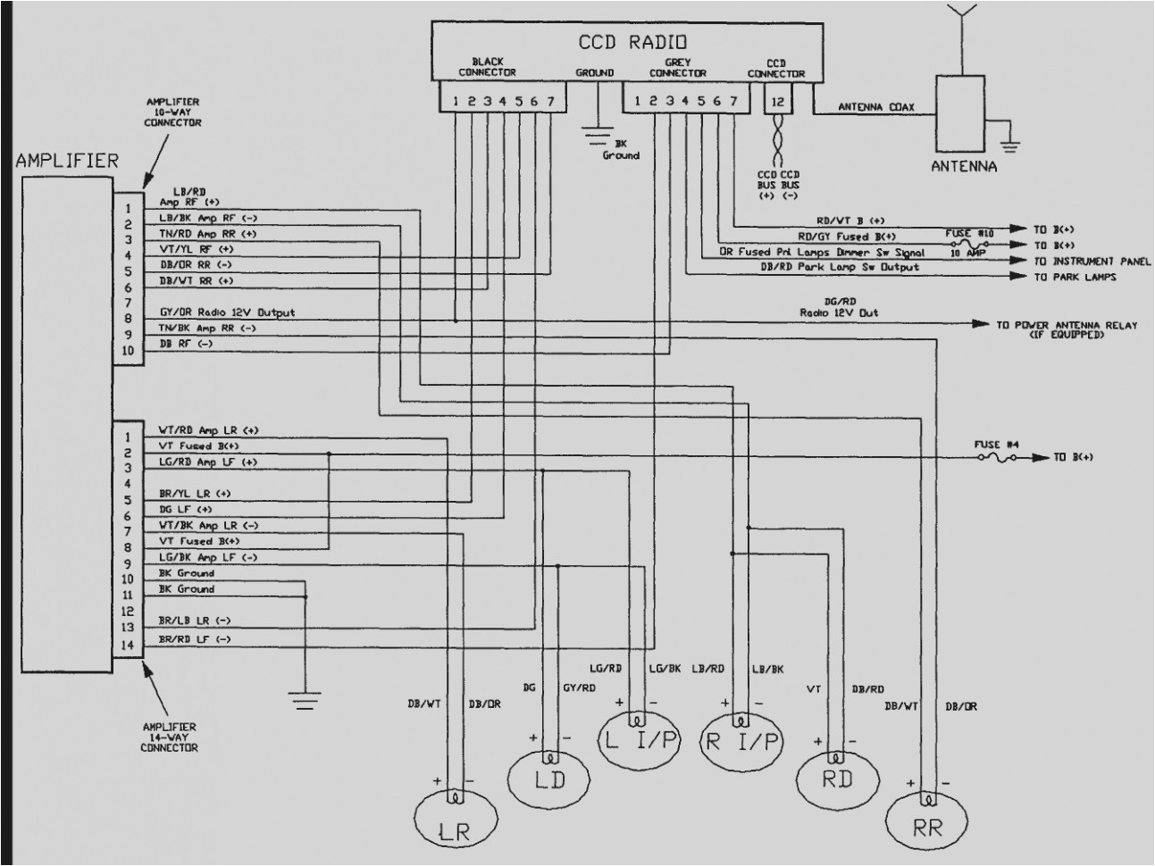 jeep grand cherokee limited wiring diagram