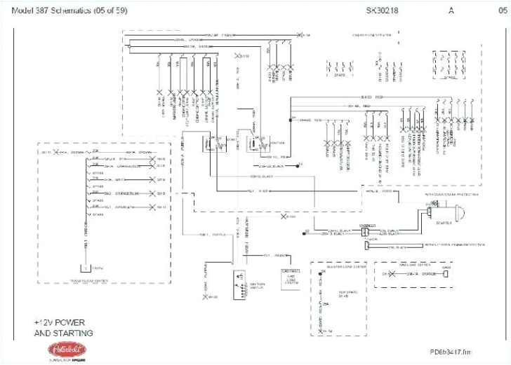 1996 Peterbilt 379 Wiring Diagram 1999 Peterbilt Wiring Diagram Schema Wiring Diagram