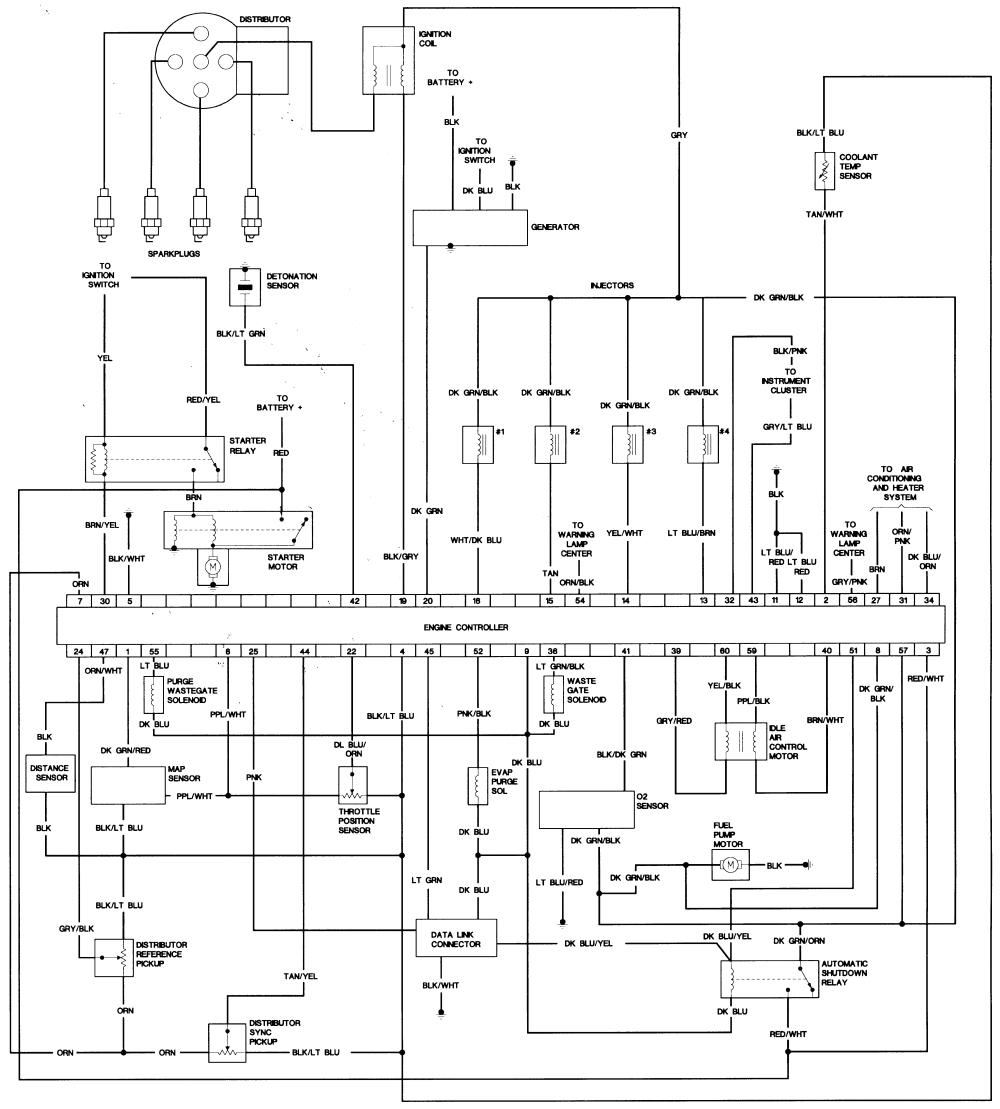 repair guides wiring diagrams wiring diagrams autozone com 94 dodge caravan wiring diagram