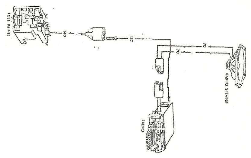 1993 f150 radio wiring colors wiring diagram mega ford