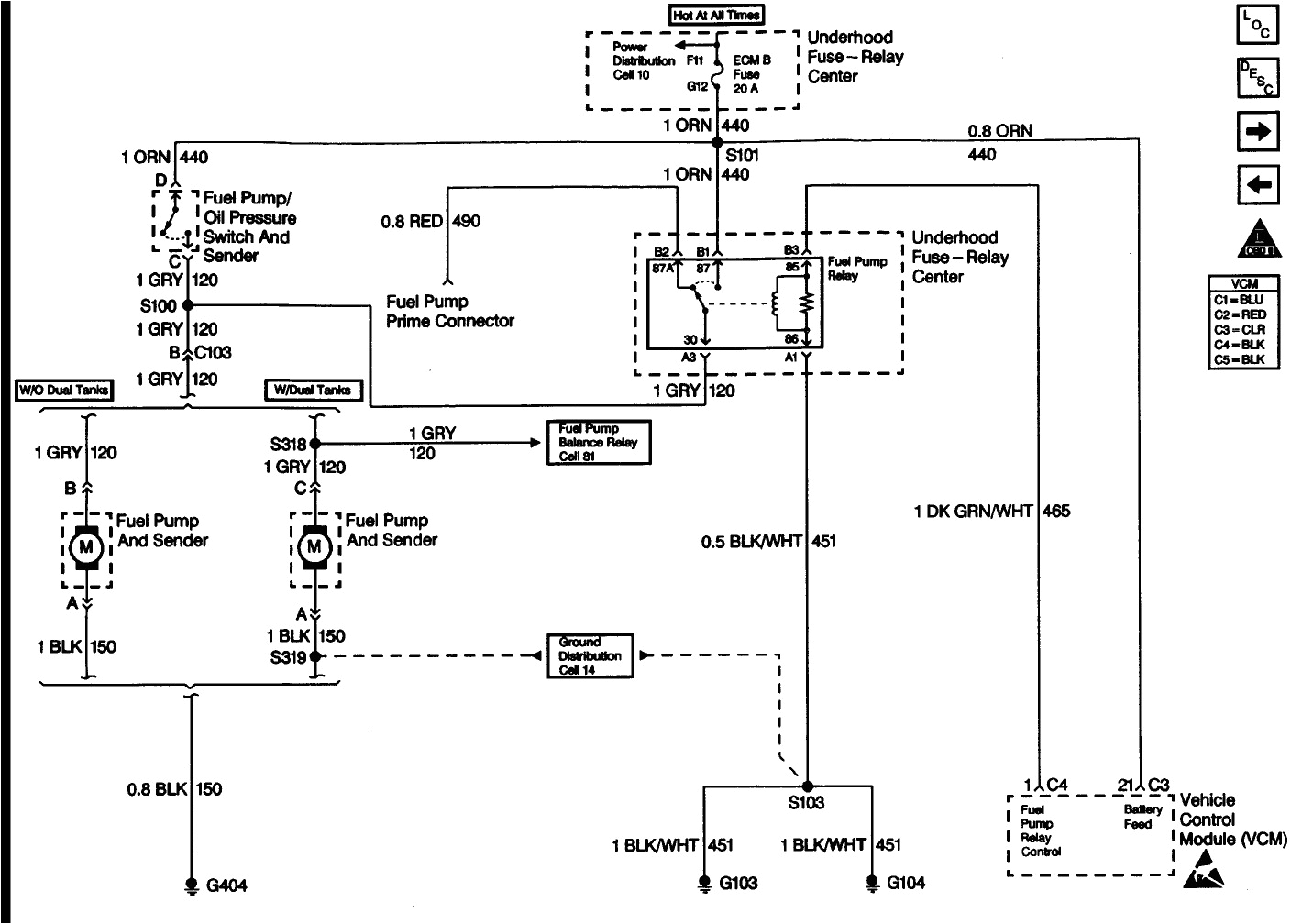 98 chevy silverado 1500 fuel pump wiring diagram wiring diagram blog 1998 chevy fuel pump wiring