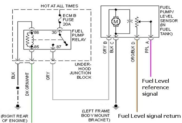 97 deville fuel pump wiring harness diagram wiring diagram load 97 deville fuel pump wiring harness diagram