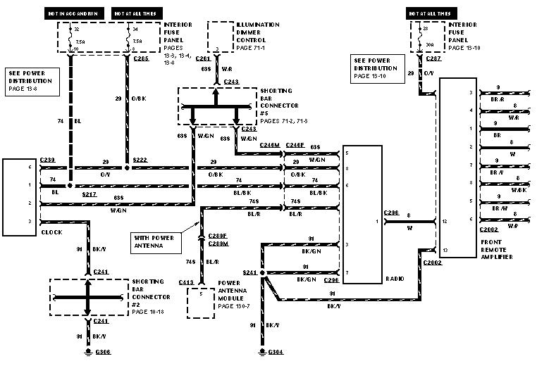 mercury radio wiring wiring diagrams favoritesmercury radio wiring manual e book mercury milan radio wiring diagram
