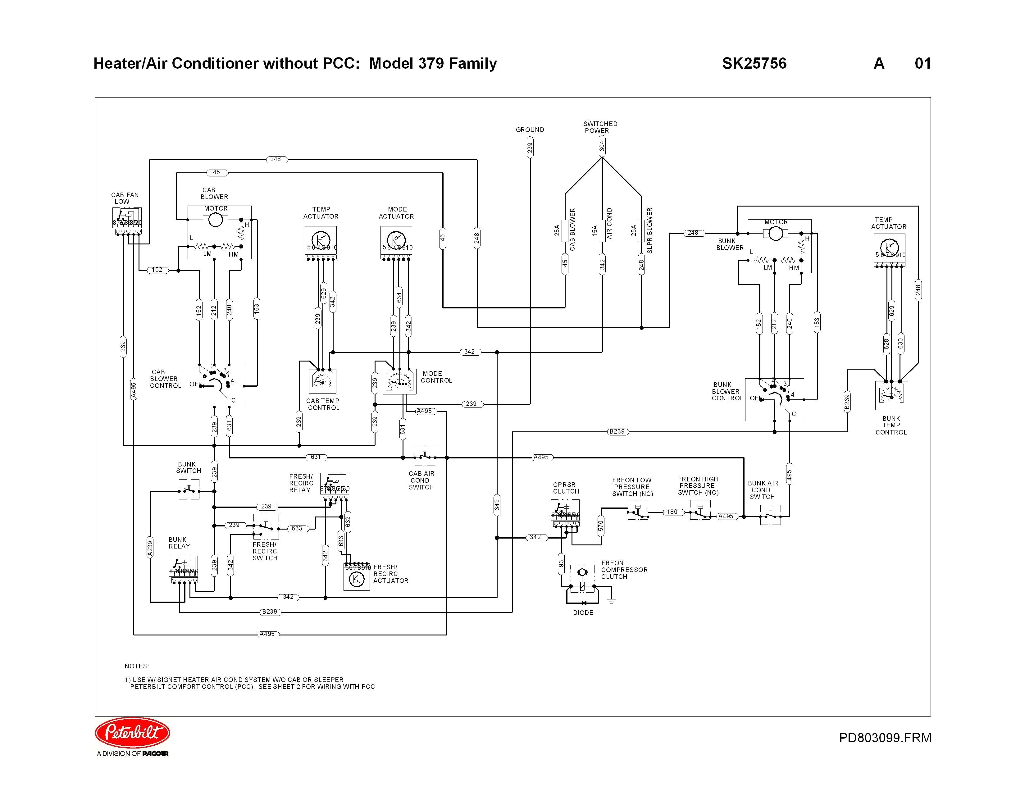 1998 Peterbilt 379 Wiring Diagram 1996 Peterbilt 379 Wiring Diagram Wiring Diagram Database