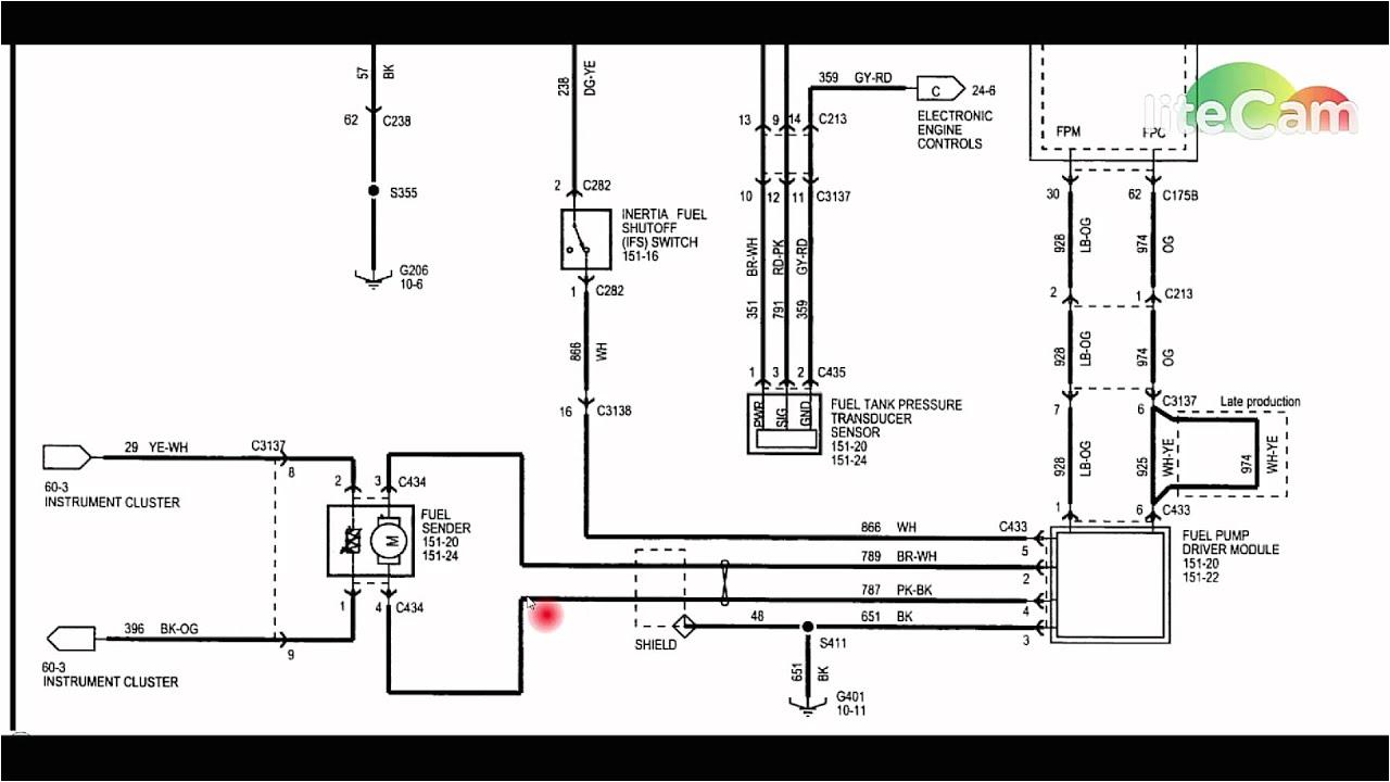 wiring diagram diagnostics 2 2005 ford f 150 crank no start youtube 1996 ford f 250 fuel pump wiring further 1999 ford f 150 radio wiring