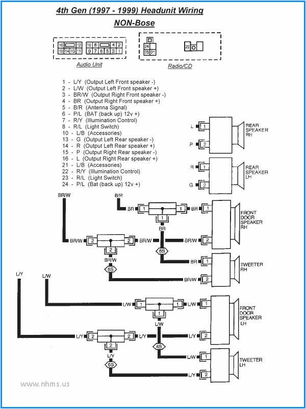 94 nissan quest stereo wiring diagram wiring diagram view