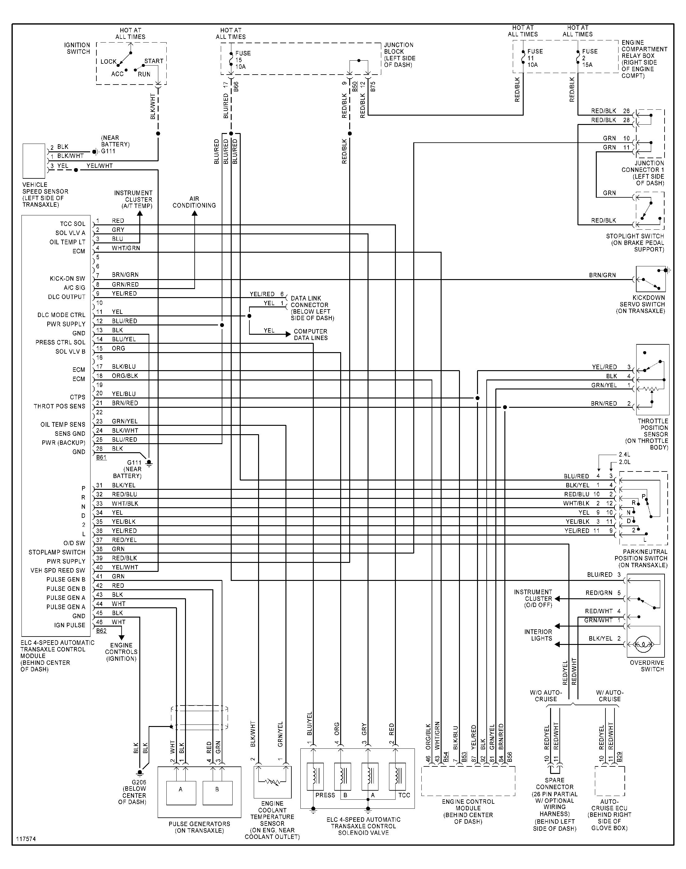 1g Dsm Ecu Wiring Diagram Automatic Dsm S