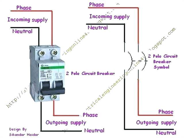 2 pole dc circuit breaker wiring wiring diagram list circuit breaker wiring diagrams data diagram schematic
