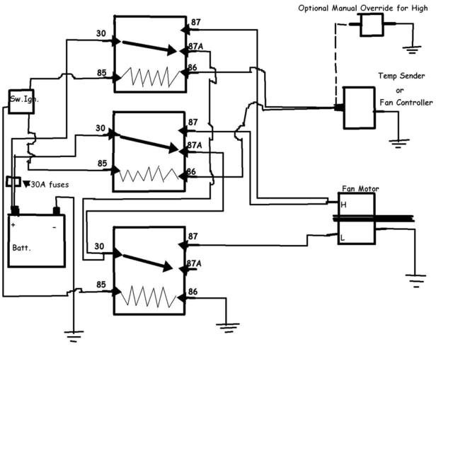 taurus 2 speed fan control wiring diagramfan control wiring diagram 11