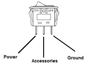 rocker internals wiring a rocker switch