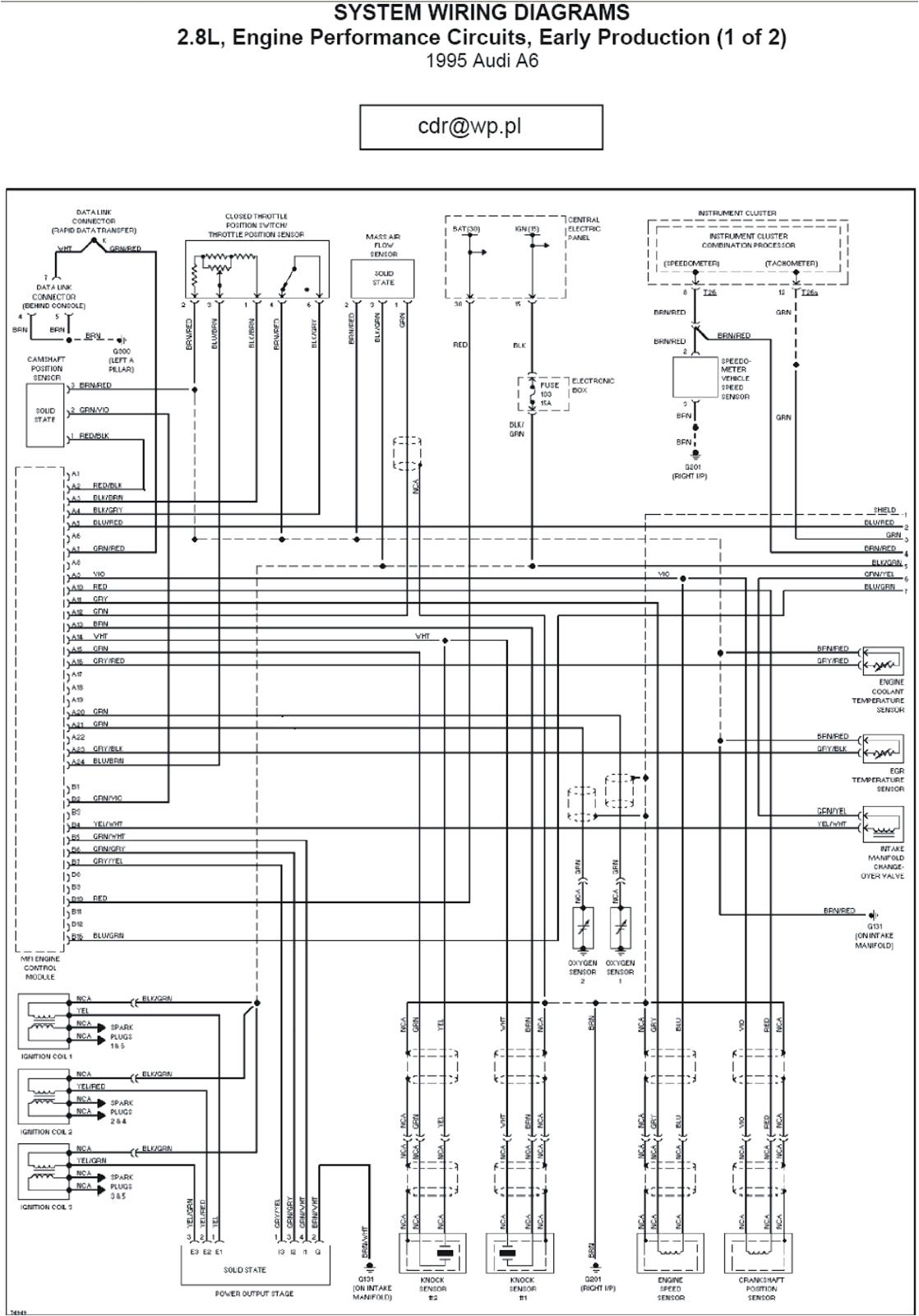 2000 Audi S4 Wiring Diagram 2000 Audi S4 Engine Diagram Wiring Diagrams Konsult