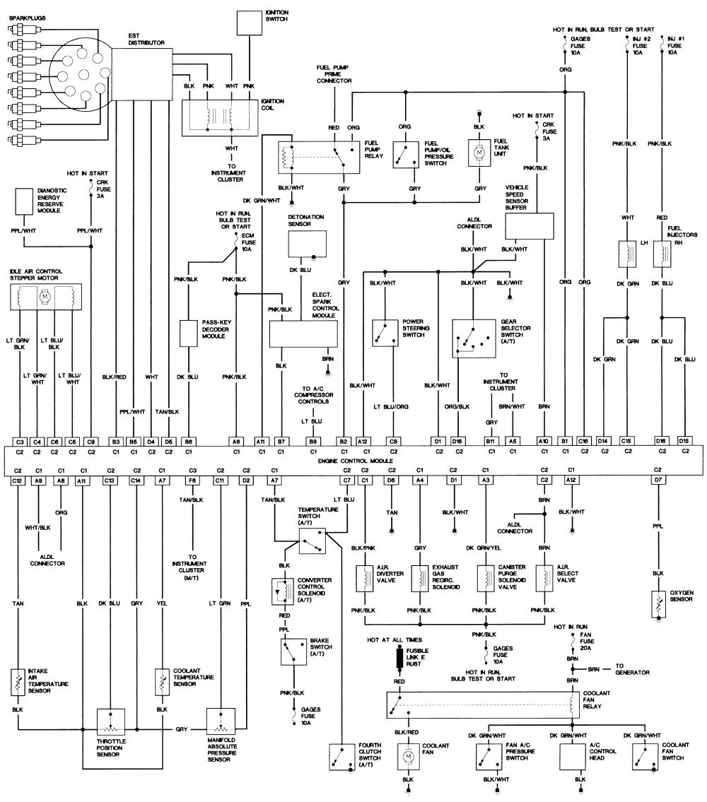 1990 camaro wiring schematic wiring diagram blog 1990 camaro ignition wiring diagram