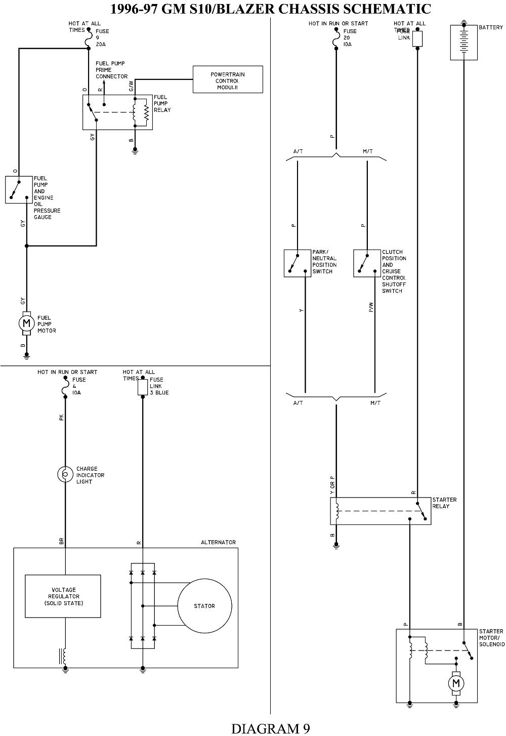 2001 s10 fuel pump wiring harness wiring diagram long 97 chevy blazer fuel pump wiring on